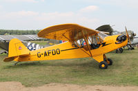 G-AFDO @ EBGG - Tailwheel Meet at Overboelare 2015. - by Raymond De Clercq