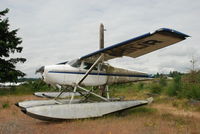 C-GIJR - C-GIJR in storage at Campbell River seaplane base - by Jack Poelstra