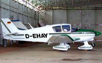 D-EHAY @ EGBO - Robin DR.235B Regent - by Paul Massey