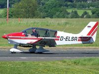 D-ELSR @ EGBO - Resident at Halfpenny Green - by Paul Massey