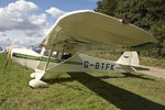 G-BTFK - 1947 Taylorcraft BC-12D Twosome, c/n: 10540