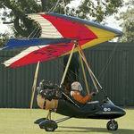 G-MWPE - 1991 Solar Wings PEGASUS XL-Q, c/n: SW-WQ-0416