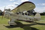 G-YMFC - 1990 Classic Aircraft Corporation WACO YMF, c/n: F5033