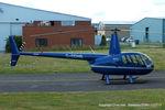 G-ODHB @ EGBJ - Rivermead Aviation Ltd - by Chris Hall