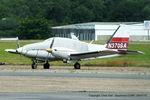 N370SA @ EGMC - at Southend - by Chris Hall
