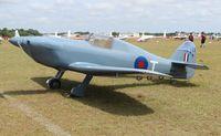 N920BT @ LAL - Scaled down homebuilt Hawker Hurricane