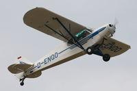 D-ENQO @ EBDT - Oldtimer Fly-in Schaffen 2015. - by Raymond De Clercq