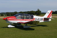 D-ELSR @ X3CX - Parked at Northrepps. - by Graham Reeve