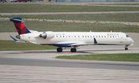 N926XJ @ DTW - Delta Connection CRJ-900