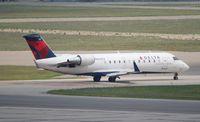 N927EV @ DTW - Delta Connection