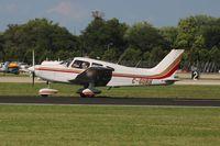 C-GURH @ KOSH - Piper PA-28-161 - by Mark Pasqualino