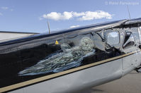C-FIUY @ CYXJ - Detail of bodywork. Static display, Fort St. John International Airshow - by Remi Farvacque