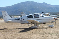 F-HCGA - SR20 - Not Available