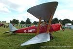 G-BWVT @ X1WP - International Moth Rally at Woburn Abbey 15/08/15 - by Chris Hall