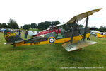 D-EXMM @ X1WP - International Moth Rally at Woburn Abbey 15/08/15 - by Chris Hall