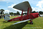 G-ADIA @ X1WP - International Moth Rally at Woburn Abbey 15/08/15 - by Chris Hall