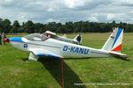 D-KANU @ X1WP - International Moth Rally at Woburn Abbey 15/08/15 - by Chris Hall