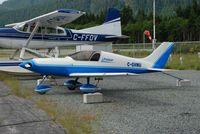 C-GVMU @ YSE - at squamish airport BC - by Jack Poelstra