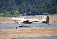 N130GY @ PLU - RV-4 taxing for the transit ramp at Thun Field - by Eric Olsen