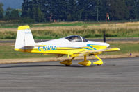 C-GMND @ CYPK - Ready to depart - by Guy Pambrun