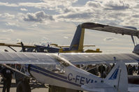 C-FEYM @ CYXJ - Static display, Fort St John International Airshow. - by Remi Farvacque