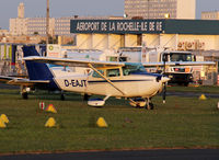 D-EAJT @ LFBH - Parked on the grass... - by Shunn311