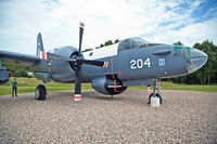 204 @ EGWC - Cosford RAF Museum 10.7.15 - by leo larsen