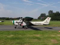 D-EIYJ @ EDWF - C.172 in colours of Bunting Tee at Leer - by Jack Poelstra