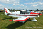 G-GCIY @ EGNU - at the Vale of York LAA strut flyin, Full Sutton - by Chris Hall