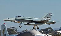 A21-48 @ YMAV - McDonnell-Douglas F-18A Hornet [AFA-48] (Royal Australian Air Force) Avalon~VH 22/03/2007 - by Ray Barber