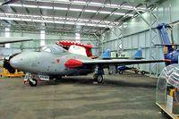 A79-828 @ YCDR - De Havilland DH.115 Vampire T.35A [4113] (Royal Australian Air Force) Caloundra~VH 19/03/2007
