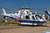 VH-RPS @ YMAV - Agusta A-119 Koala [14042] (Heliair) Avalon~VH 22/03/2007