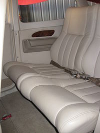 N73387 @ RNM - Rear Seats - by George Patterson