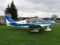 D-EHDR @ EDOQ - Fliegersgrup  at airport Oschatz - by Jack Poelstra