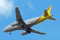 D-AGWL @ EGLL - Airbus A319-132 [3534] (Germanwings) Home~G 02/06/2013. On approach 27R.