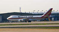 N704CK @ KATL - On the ramp Atlanta - by Ronald Barker