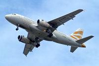G-EUPD @ EGLL - Airbus A319-131 [1142] (British Airways) Home~G 16/06/2013. On approach 27R.