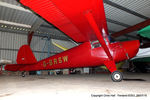 G-BRSW @ EGCL - at Fenland airfield - by Chris Hall