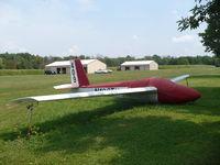 N126TU @ 2OH9 - Red Wings SGS-126 D - by Christian Maurer