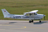 D-EOYS @ EDNY - Cessna 172N Skyhawk [172-69857] Friedrichshafen~D 03/04/2009 - by Ray Barber