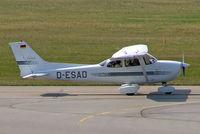 D-ESAD @ EDNY - Cessna 172R Skyhawk [172-80149] Friedrichshafen~D 03/04/2009 - by Ray Barber