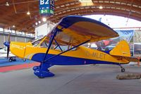 D-MLET @ EDNY - Zlin Aviation Savage [0164] Friedrichshafen~D 04/04/2009 - by Ray Barber