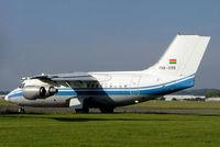 FAB-098 @ EGMC - BAe 146-100RJ [E1076] (Bolivian Air Force) Southend~G 11/10/2008