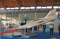 I-ALPI @ EDNY - Alpi Aviation Pioneer 400 [01] Friedrichshafen~D 04/04/2009