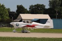 N125WH @ KOSH - Vans RV-6A - by Mark Pasqualino