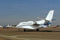 EI-XLS @ EGMC - Cessna Citation Excel S [560-5666] (Airlink Airways) Southend~G 11/10/2008