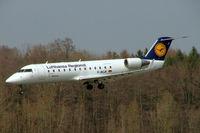 D-ACJF @ EDNY - Canadair CRJ-100LR [7200] (Lufthansa Regional) Friedrichshafen~D 03/04/2009 - by Ray Barber