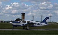 N117ER @ KDAB - Piper PA-28R-201 - by Mark Pasqualino