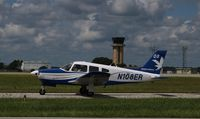 N108ER @ KDAB - Piper PA-28R-201 - by Mark Pasqualino