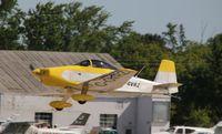 C-GVRZ @ KOSH - Mustang II - by Mark Pasqualino